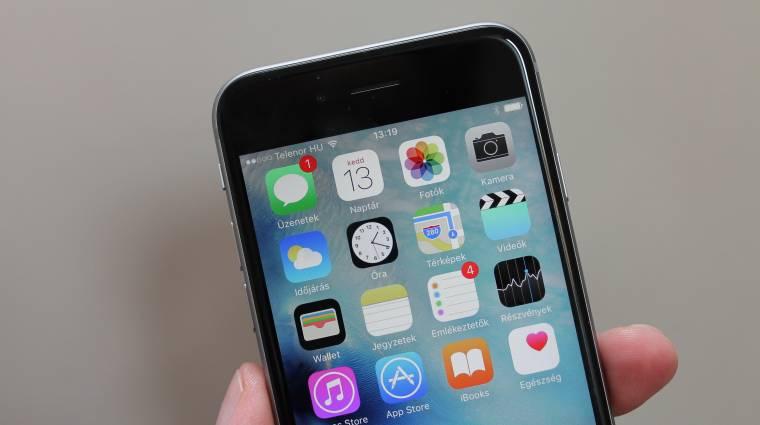 Ezeket az Apple eszközöket már nem fogja támogatni az iOS 15 kép