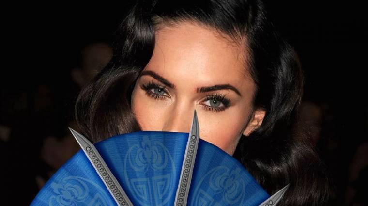 Jó okkal nem Megan Fox fogja kapni Kitana szerepét az új Mortal Kombat filmben bevezetőkép
