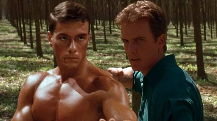Helyreáll a világ rendje: íme Jean-Claude Van Damme, mint Johnny Cage bevezetőkép