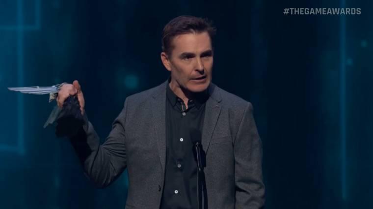 A szinkronszínészek sztrájkjára is kitért Nolan North a Game Awardson adott köszönőbeszédében bevezetőkép