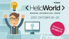 Újra vár a HelloWorld tábor! kép