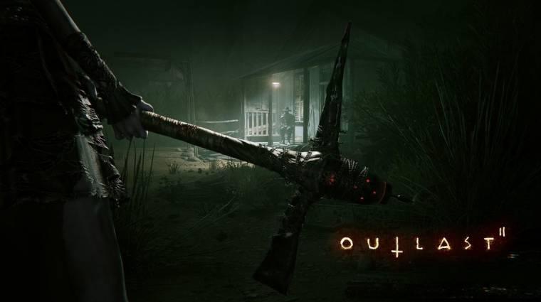 Outlast 2 - még nem játszhatjuk, de legalább meghallgathatjuk a zenéit bevezetőkép