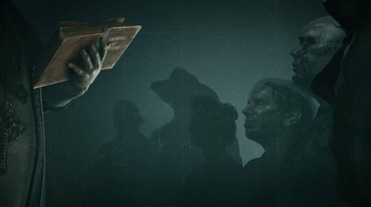 Outlast 2 - ezért tiltották be Ausztráliában bevezetőkép