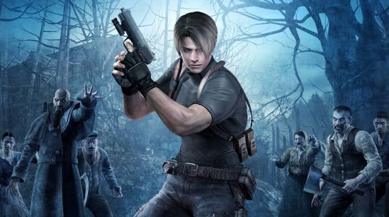 Új Resident Evil VR játékot jelenthetnek be a héten bevezetőkép