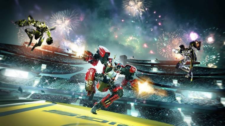 RIGS: Mechanized Combat League trailer - egyre hangulatosabb ez a VR robotharc bevezetőkép