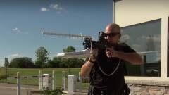 Videó: itt az első puska drónvadászathoz kép