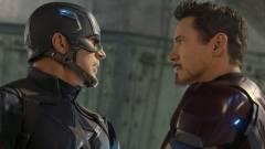 Ilyen lesz Vasember és Amerika Kapitány kapcsolata a Végtelen háborúban kép