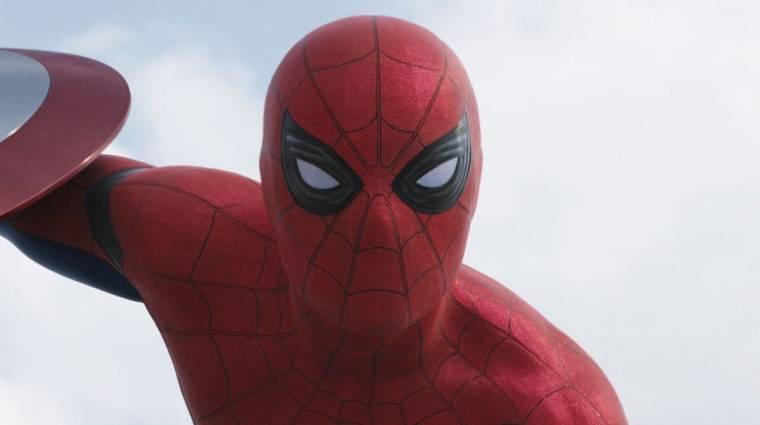 Ez a mozgó szemű Pókember-maszk már majdnem olyan, mintha az MCU-ból származna bevezetőkép