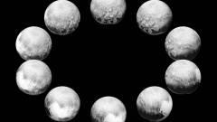 Egy nap a Plutón: újabb lenyűgöző NASA felvételek kép