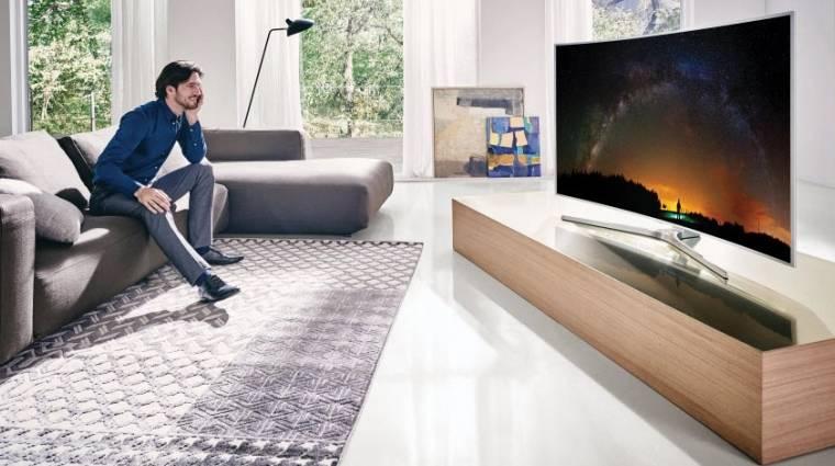Ha tévét vennél, válassz olyat, ami készen áll a jövőre! bevezetőkép