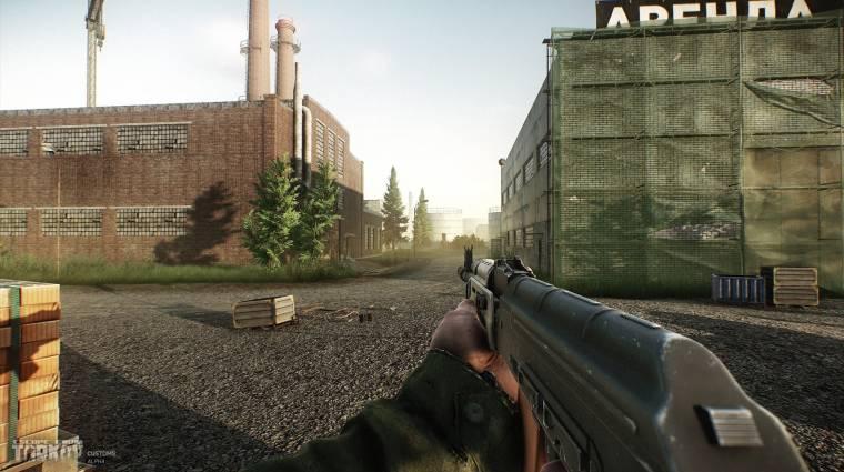 Az Escape from Tarkovban több ezer csalót kapcsoltak le bevezetőkép