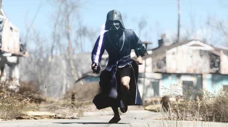 Fallout 4 - már fénykarddal is nyomulhatsz bevezetőkép