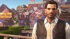 Már a Bioshock Infinite városát is bejárhatjuk a Fallout 4-ben (videó) kép