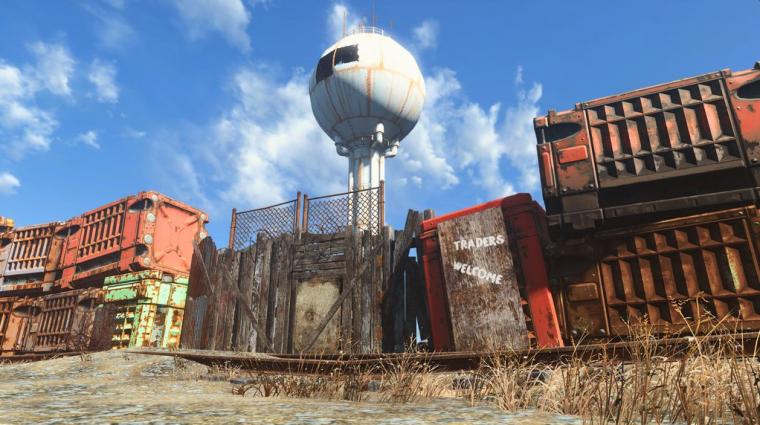 Fallout 4 - nagyobb mod készül, mint a legnagyobb DLC bevezetőkép