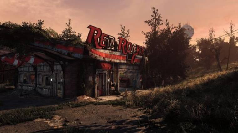 Fallout 4 - ilyen gyönyörű még nem volt a poszt-apokaliptikus Boston bevezetőkép