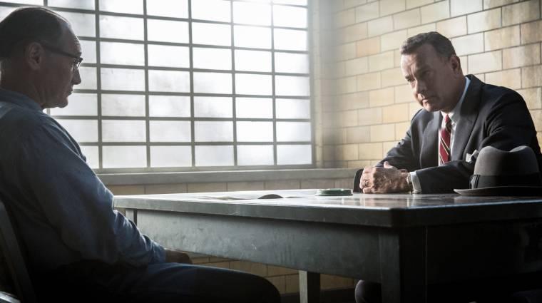 Filmajánló - Tom Hanks, a kém kép