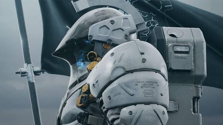 Már hivatalosan is készül Hideo Kojima következő játéka bevezetőkép