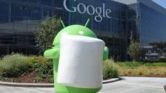 Megjavult az Android kép