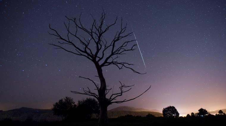 Meteort észleltek Győr-Moson-Sopron megyében kép