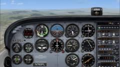 Repülési infók mobil appból kép
