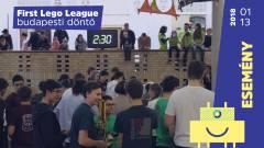 Tripla továbbjutás a budapesti FLL döntőből kép