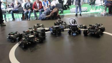 Országos Robotszumó Bajnokság indul
