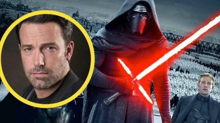 Majdnem Ben Affleck rendezte a Star Wars: Az ébredő Erőt? bevezetőkép