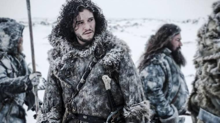 Trónok harca - csúszik a hetedik évad, a tél tehet mindenről bevezetőkép