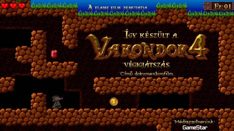 Így készült a Vakondok 4 - így kezdtek el a magyarok Nintendo-ra fejleszteni bevezetőkép