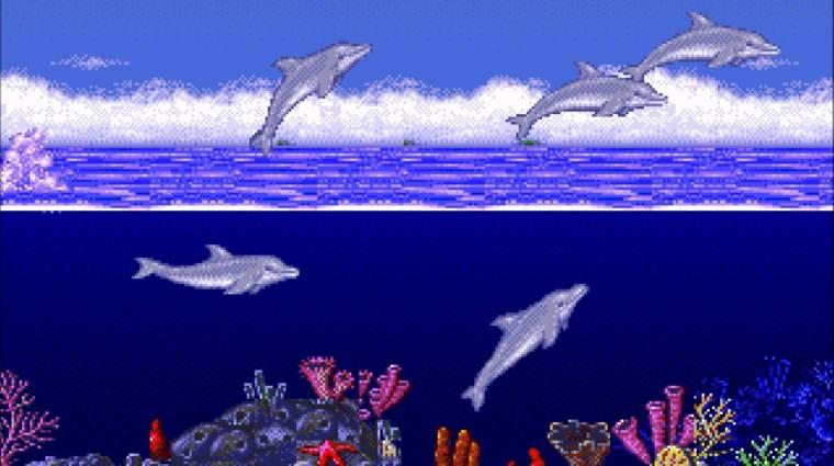 Vakondok 4 - így tesztelték az Ecco the Dolphint bevezetőkép