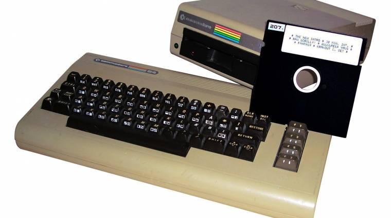 Így készült a Vakondok 4 - a magyar C64 forradalom bevezetőkép