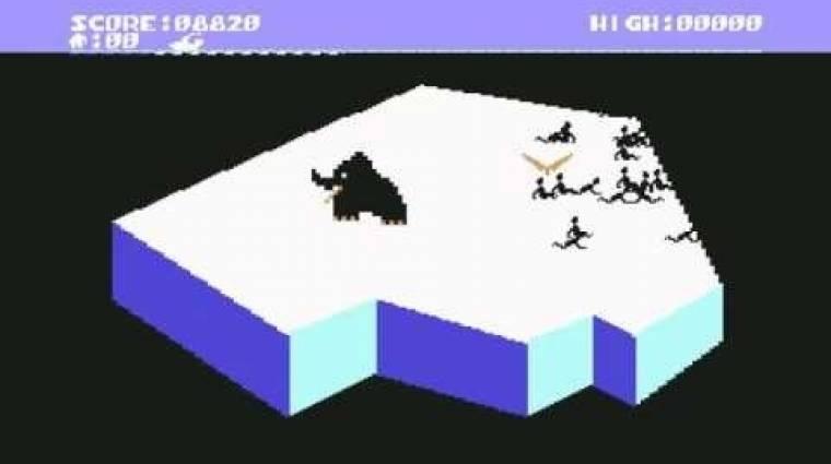 Így készült a Vakondok 4 - magyaroknak köszönhető az első C64-es 3D-s objektum is bevezetőkép