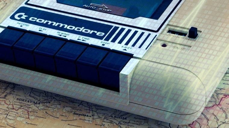 Így készült a Vakondok 4 - még a rádióban is Commodore 64 program szólt bevezetőkép