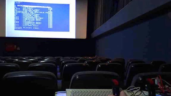 A következő Vakondok film támogatói akár moziban is Commodore 64-ezhetnek kép