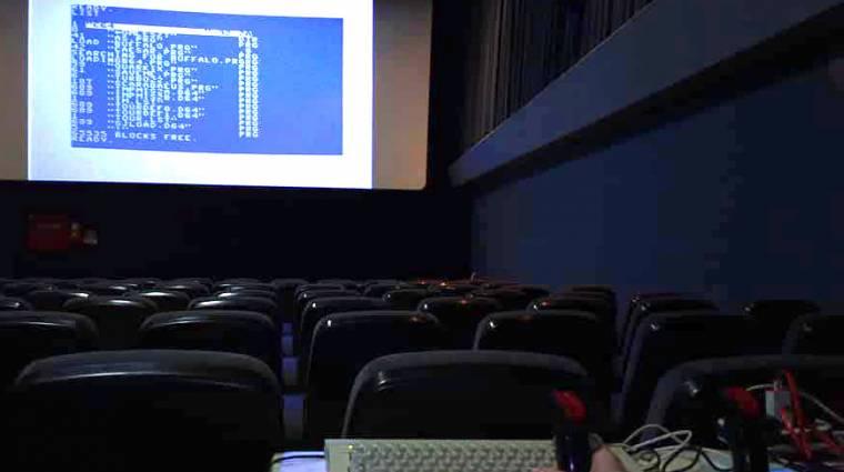 A következő Vakondok film támogatói akár moziban is Commodore 64-ezhetnek bevezetőkép