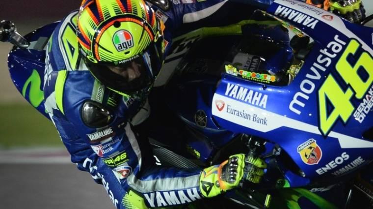 Valentino Rossi The Game bejelentés - saját MotoGP játékot kap a legenda bevezetőkép