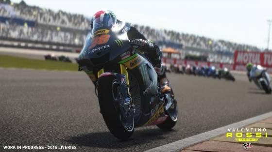 Valentino Rossi: The Game infódoboz