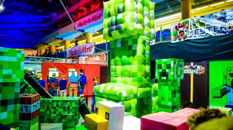 Találkozz a legismertebb hazai Minecraftosokkal a PlayIT-en! bevezetőkép