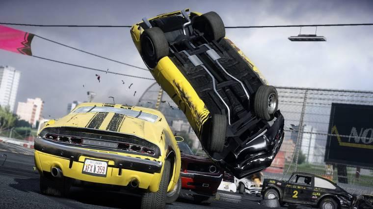 E3 2017 - trailerrel köszönt be a Wreckfest bevezetőkép