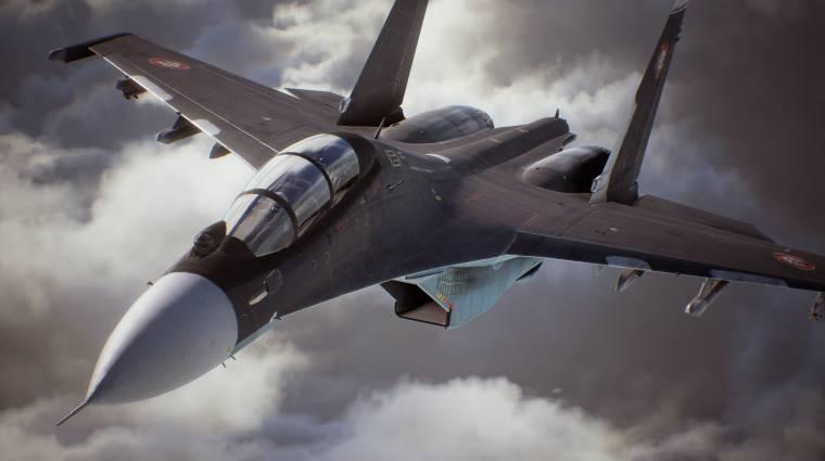 PlayStation Experience 2016 - VR demóval jön az Ace Combat 7 bevezetőkép
