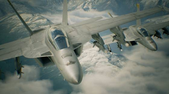 Ace Combat 7: Skies Unknown infódoboz