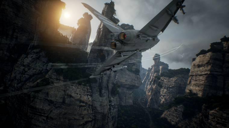 Gamescom 2017 - még egy kis légi csata Ace Combat 7 módra bevezetőkép