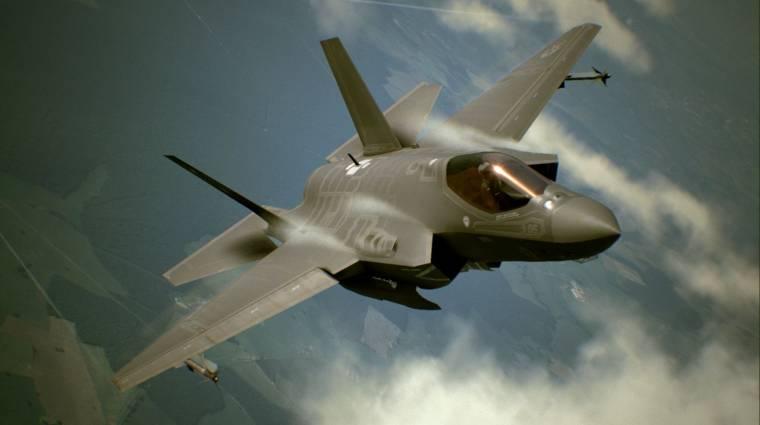 Ace Combat 7: Skies Unknown - gyönyörű új képeken az időjárás és még sok minden más bevezetőkép