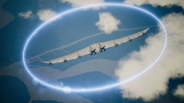 Ace Combat 7: Skies Unknown - pörgős és hangulatos lett a launch trailer bevezetőkép