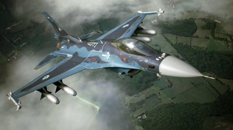 Ace Combat 7 - új trailer érkezett a következő sztori DLC-hez bevezetőkép