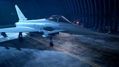 Ace Combat 7: Skies Unknown - a legfrissebb trailer középpontjában a Typhoon nevű repülőgép áll