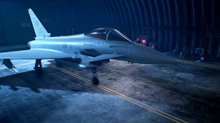 Ace Combat 7: Skies Unknown - a legfrissebb trailer középpontjában a Typhoon nevű repülőgép áll bevezetőkép