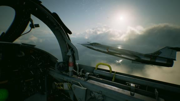 Elég szépen fogy az Ace Combat 7: Skies Unknown kép