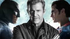 Mel Gibson sem volt a Batman Superman ellen rajongója kép
