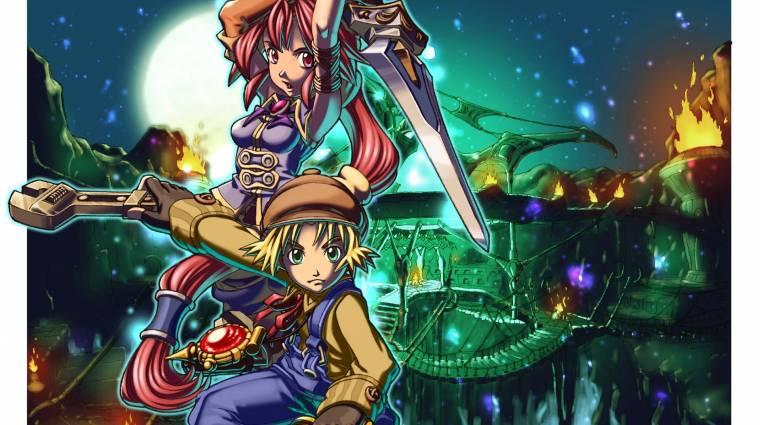 PlayStation 4-re költözik a Level-5 klasszikusa, a Dark Chronicle is bevezetőkép